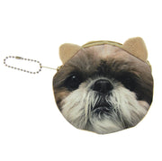 Animal Coin Purse - Shih Tzu