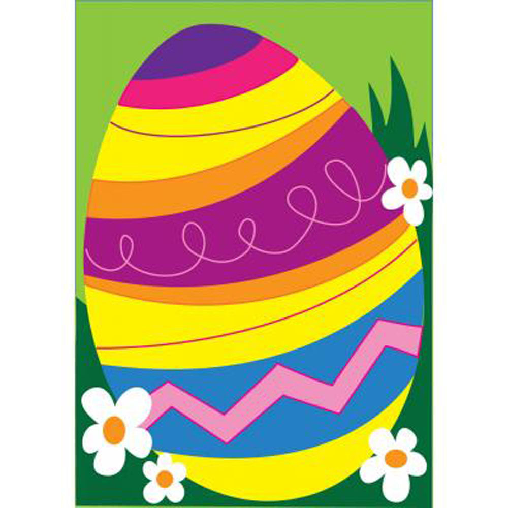 "Easter Egg Flag 29"" X 42"""