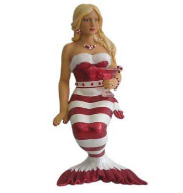 Mermaid Peppermint Stand-up Display