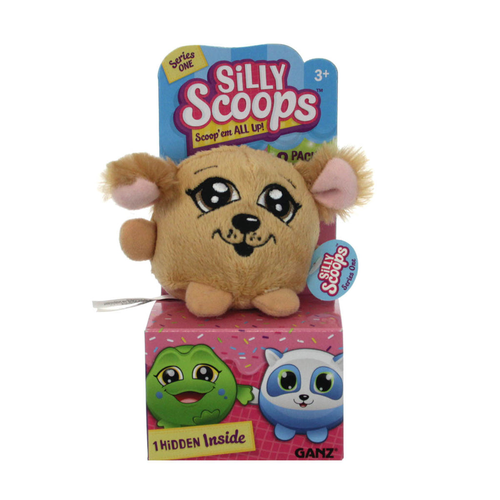 Silly Scoops - Sugar Golden Retriever