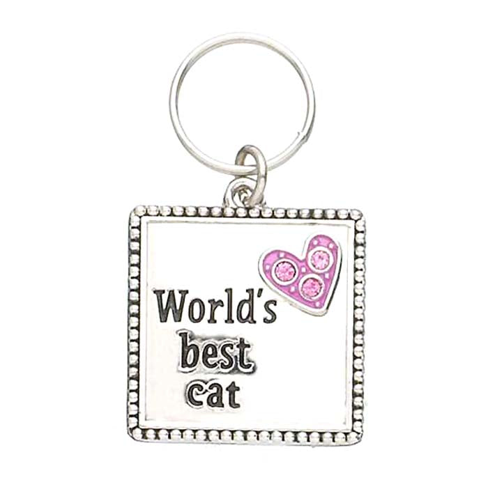 World's Best Cat Pet Charm