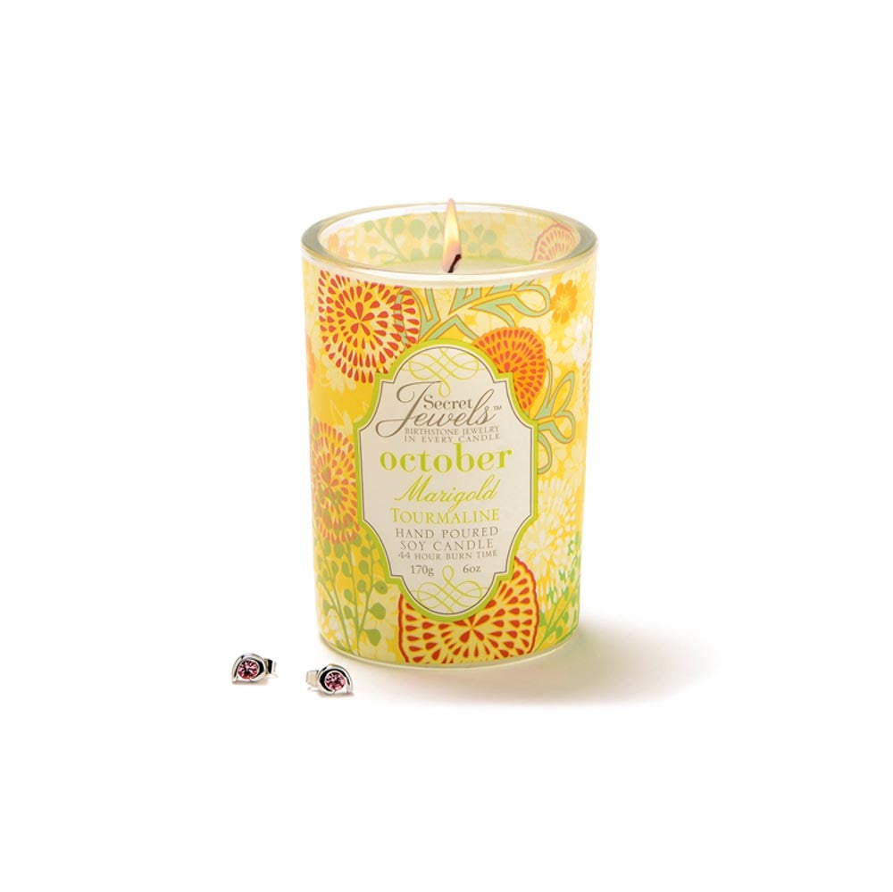 Birthstone Secret Jewels 6oz October
