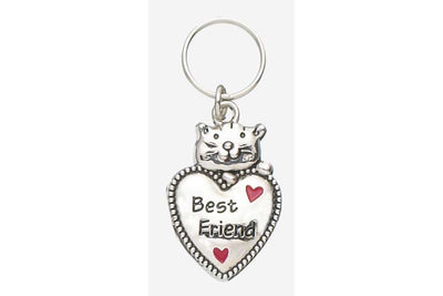 Best Friend Cat Pet Charm