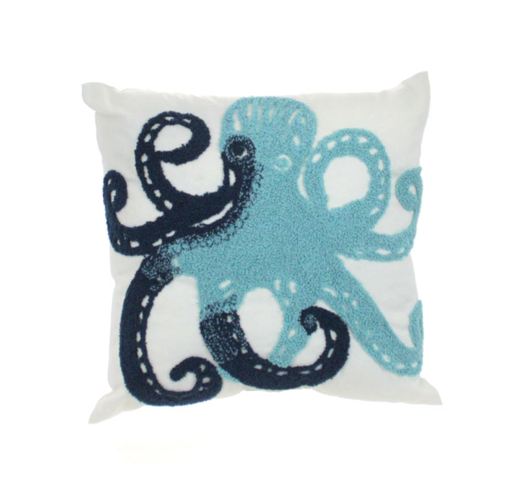 Octopus Decorative Pillow