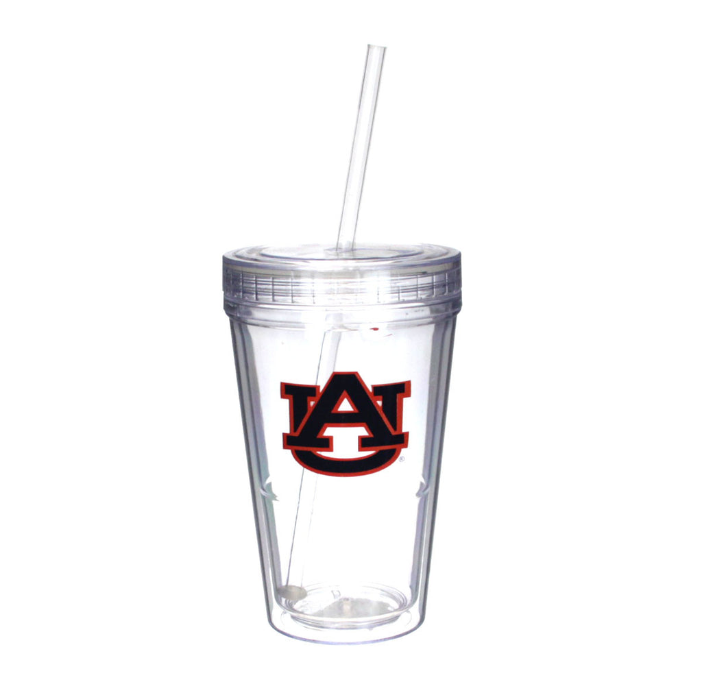Cup Auburn Double-Wall Insulated Tumbler