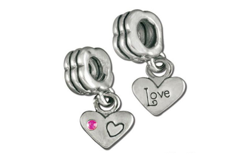 Dangle Love Bead