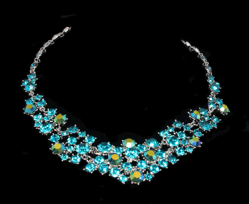 Pixie Dazzler Bib Necklace, Kirks Folly