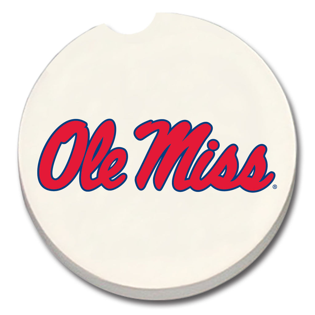 Car Coaster - U of Ole Miss