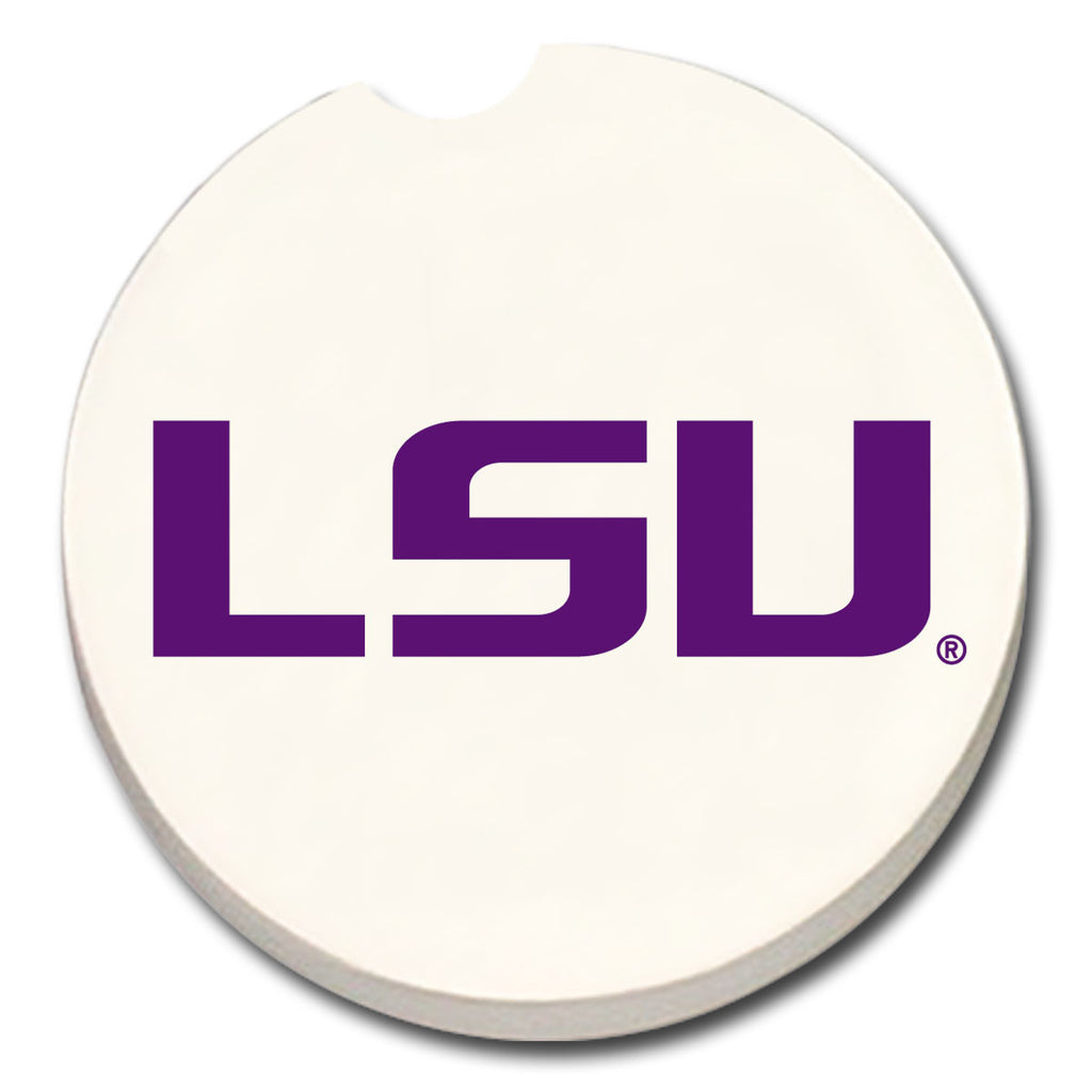 Car Coaster - LSU