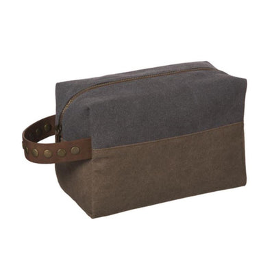Modern Man - Travel Case Gray/Brown