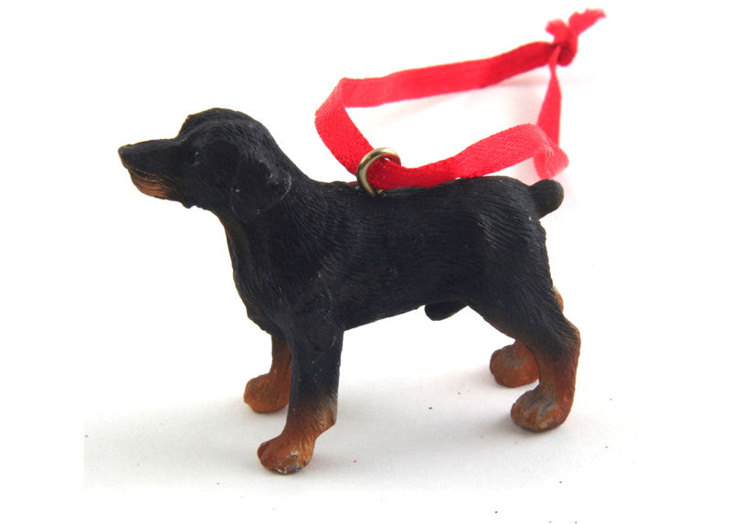 Doberman Ornament Mini