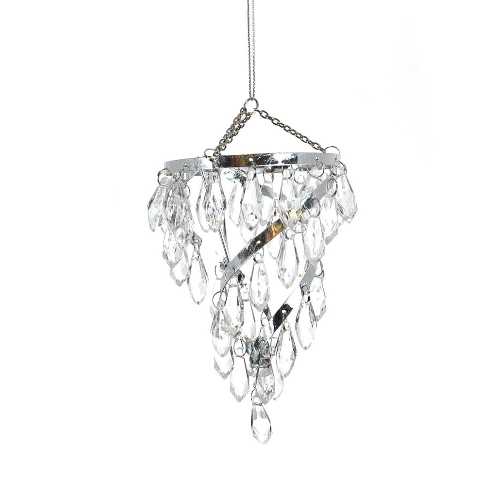 Crystal Chandelier Ornament
