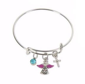 Le Petite Dangle Bangle - Angel
