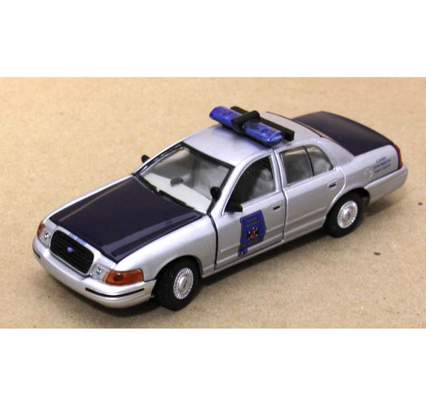 Alabama State Trooper Car 2000 Ford