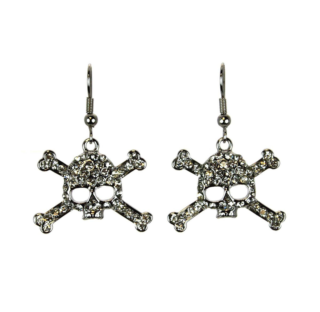 Skull & Crossbones Earrings