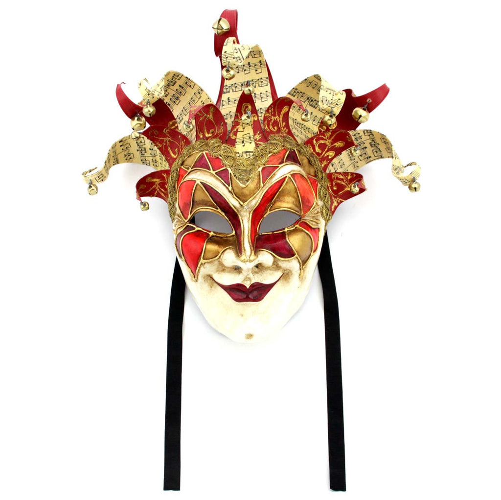Jolly De'cor Mask