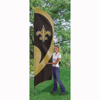 Tall Team Flag Saints