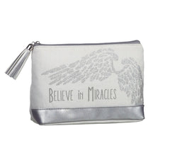 Angel Wings Cosmetic Bag - Miracles