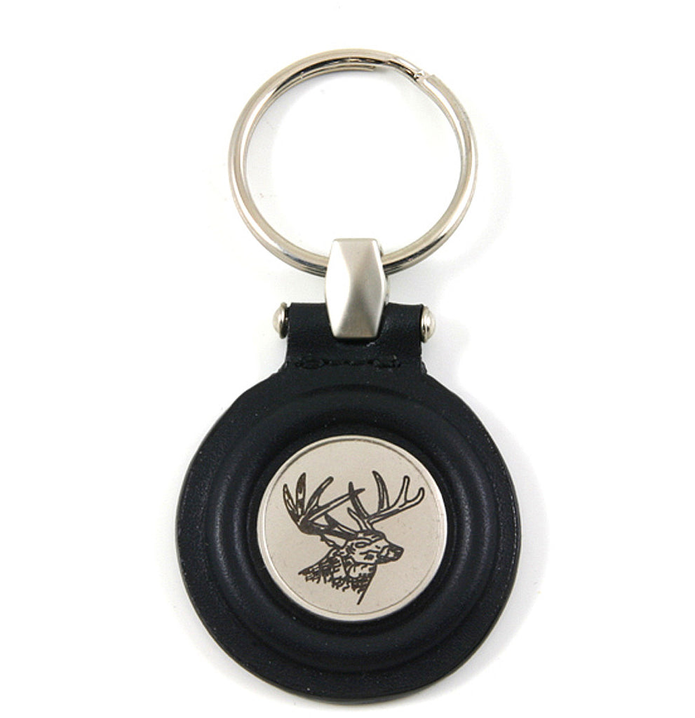 Deer Leather Key Holder
