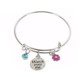 Le Petite Dangle Bangle - Watch Over Me