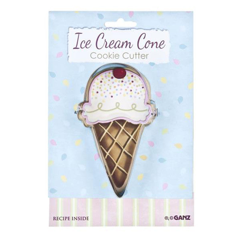 Cookie Cutter - Ice Cream Cone