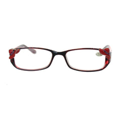 +2.00 Red Hat Reading Glasses