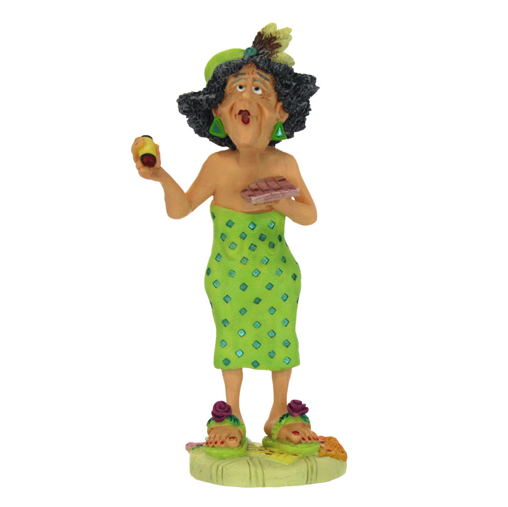 Donna Dobber Gimmie a Break Figurine