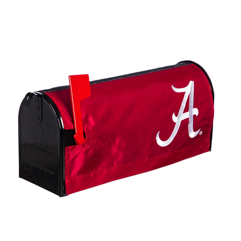 Alabama Crimson Mailbox Cover