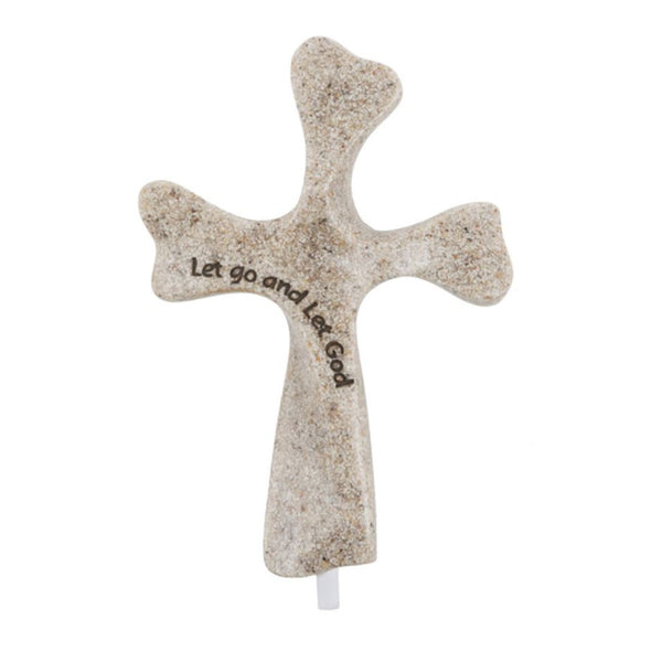 My Lord's Prayer Cross - Let Go