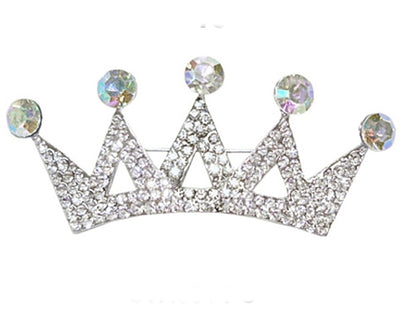 5 Point Jeweled Crown
