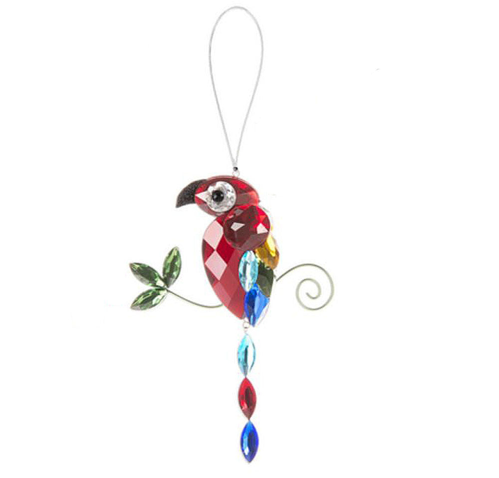Parrot - Tropical Bird Ornaments