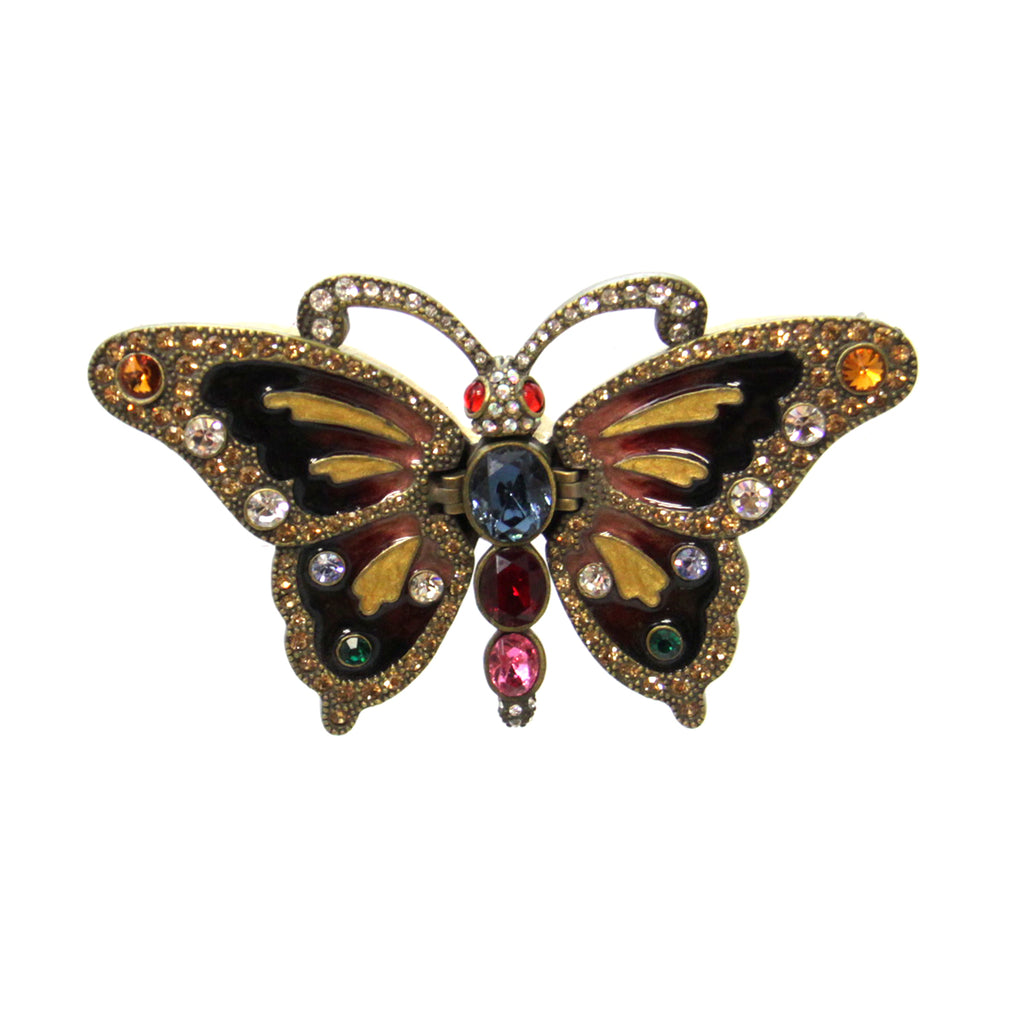 Butterfly Box- Jewel tones