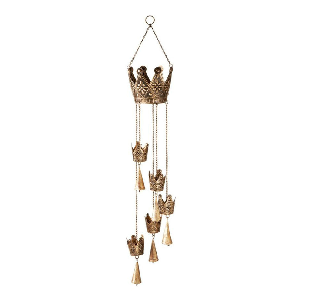 Crown Wind Chime