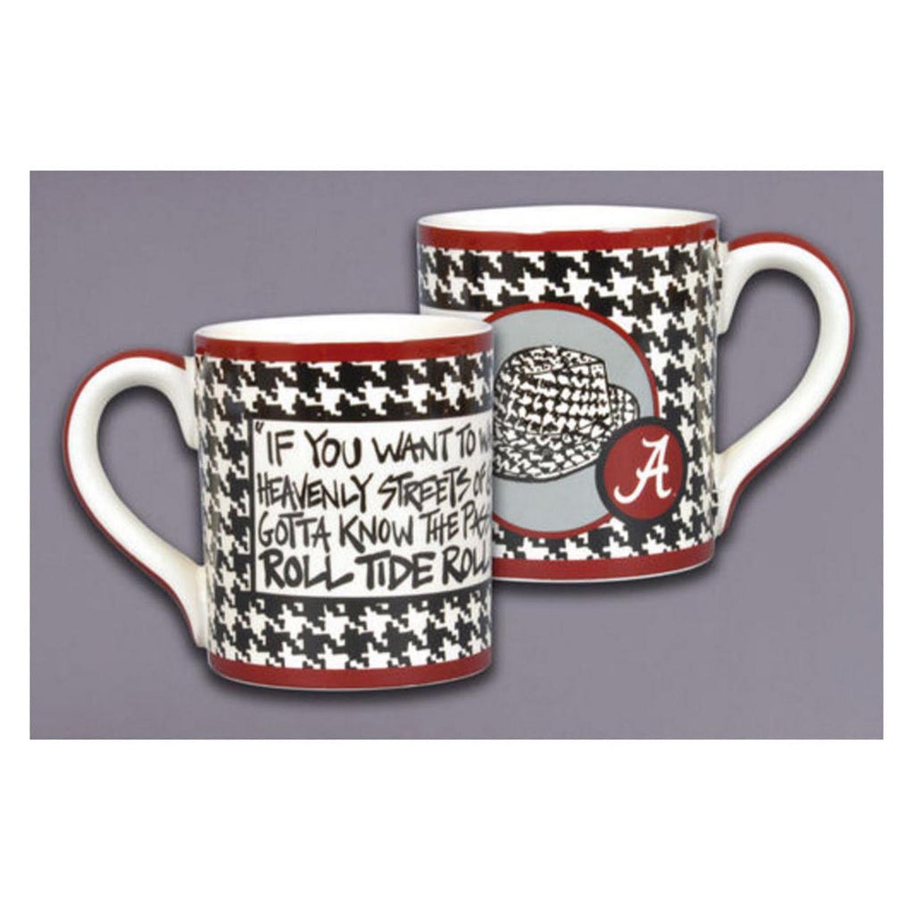 Alabama Houndstooth Mug