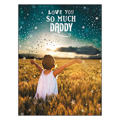 Father's Day Card: Love You