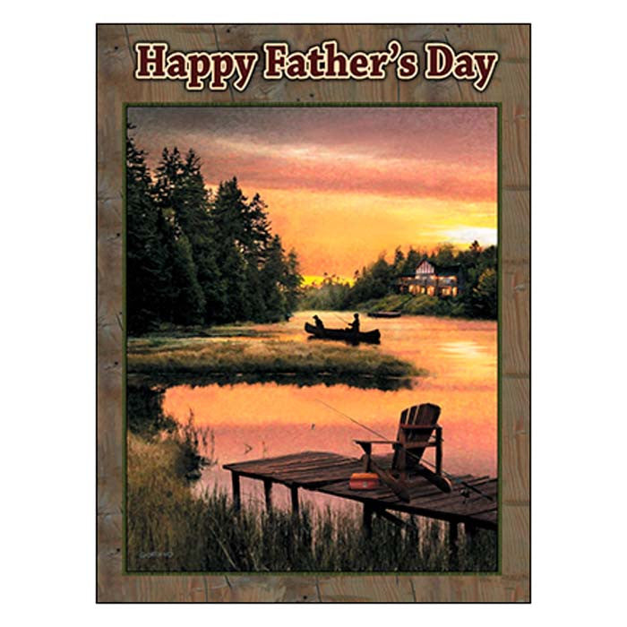 Father's Day Card: Happy
