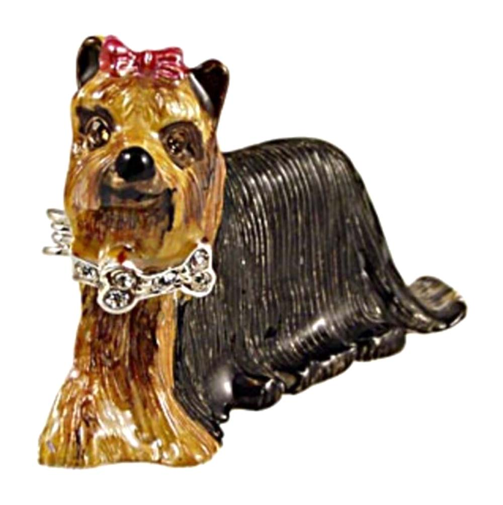 Yorkshire Terrier Dog Pin