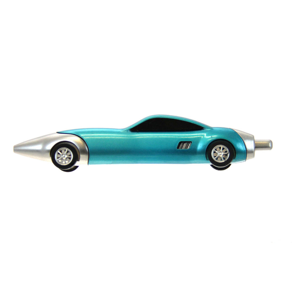 Race Car Pen - Blue