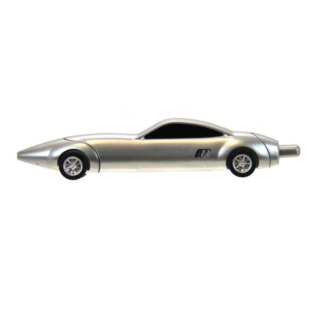 Race Car Pen - Silver