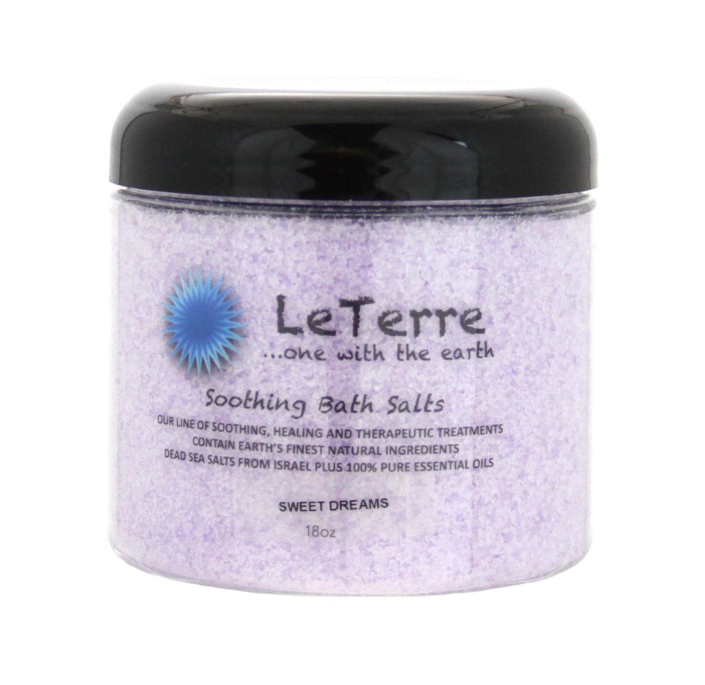 LeTerre Sweet Dreams Bath Salts 18oz