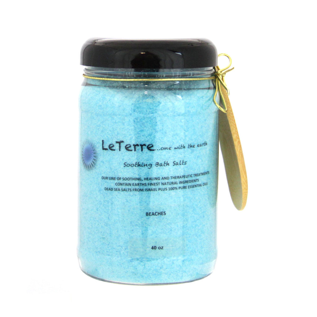 LeTerre Beaches Salts 40oz