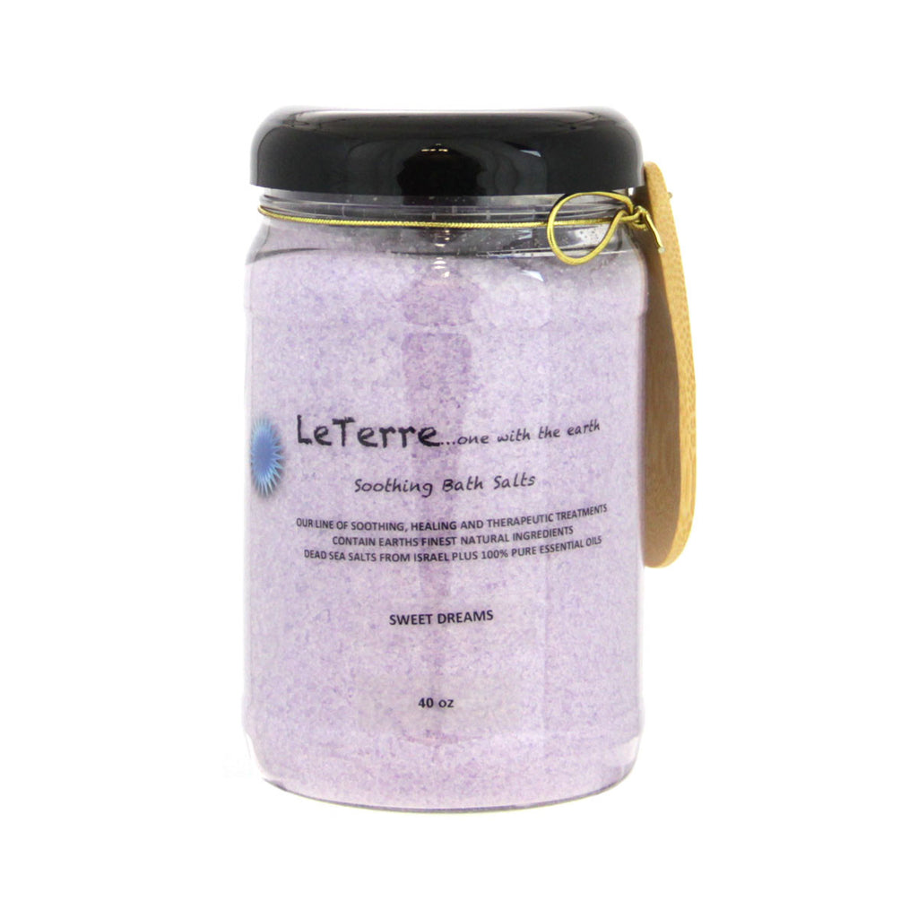 LeTerre Sweet Dreams Salts 40oz