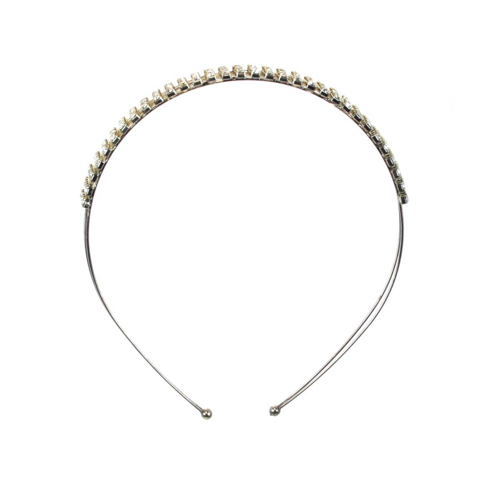 Rhinestone 5 Row Head Band