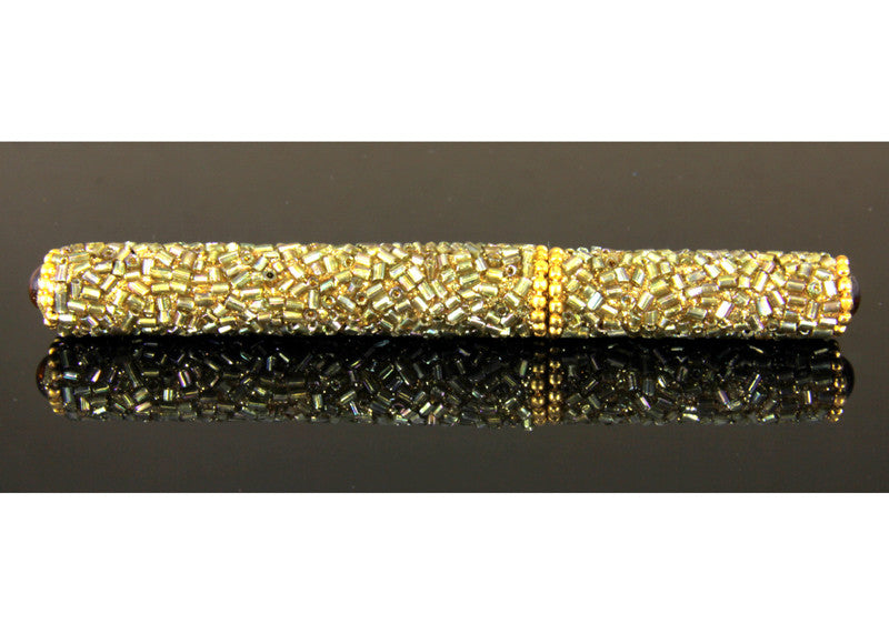 Golden Mosaic Pen