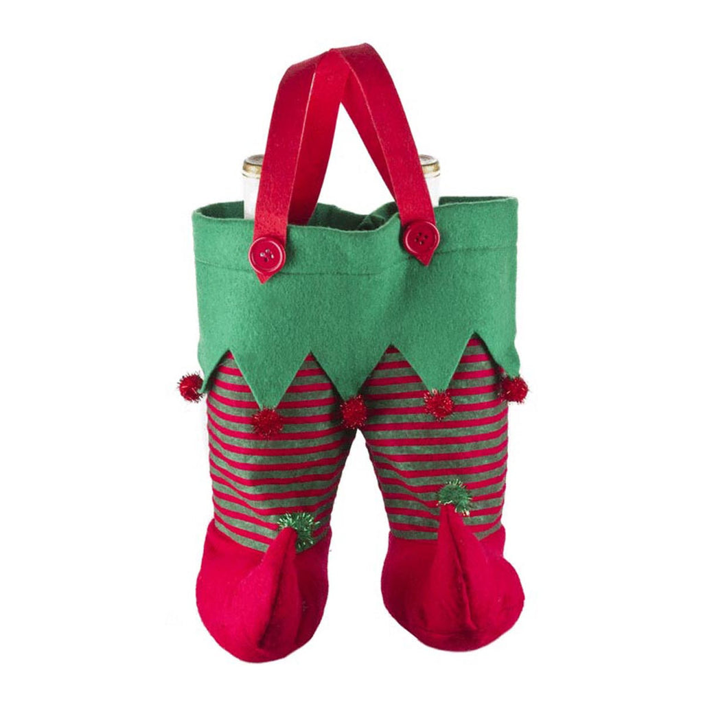 Elf Double Wine Bottle Holder