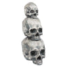 Skull Light Up Figurine
