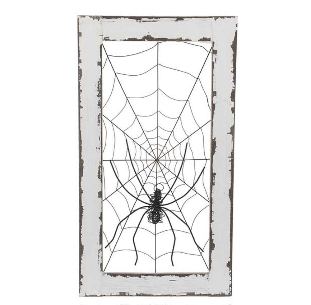 Spider Web Wall Decor