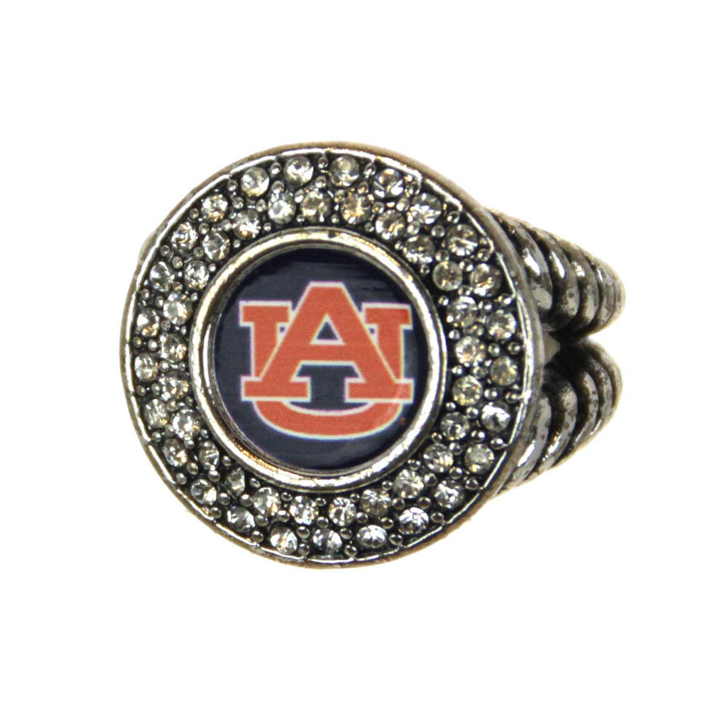 Ring Auburn University  Size 7