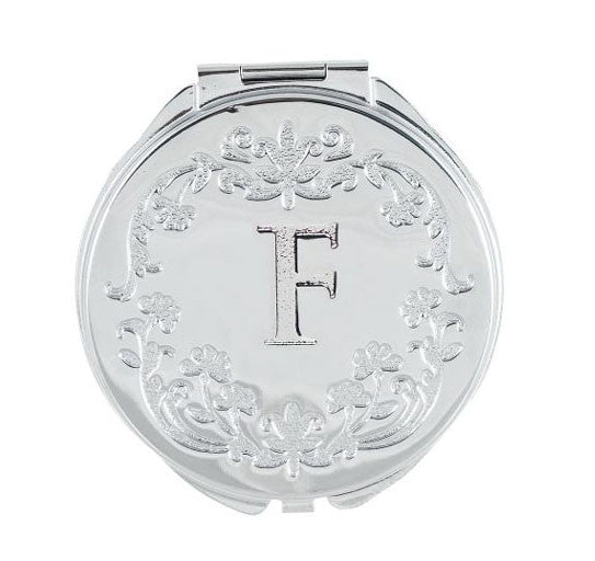 Initially Yours Compact Mirror - F