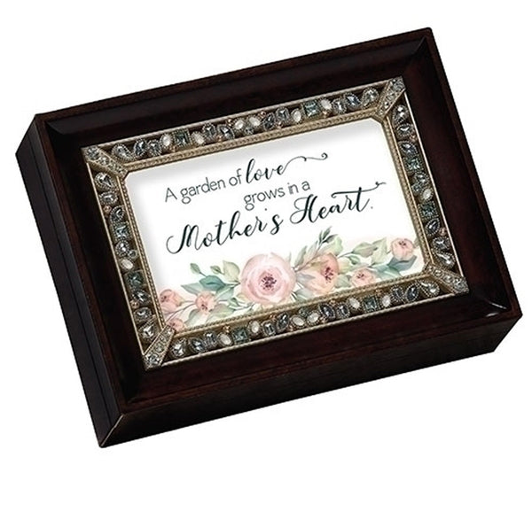 Garden of Love.. Music Jewelry Box